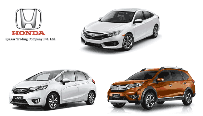 In Nepal Honda Is Selling 9 Models Of Cars And Their Variants Categories Such As Sedan Hatchback SUV These Car Include Amaze