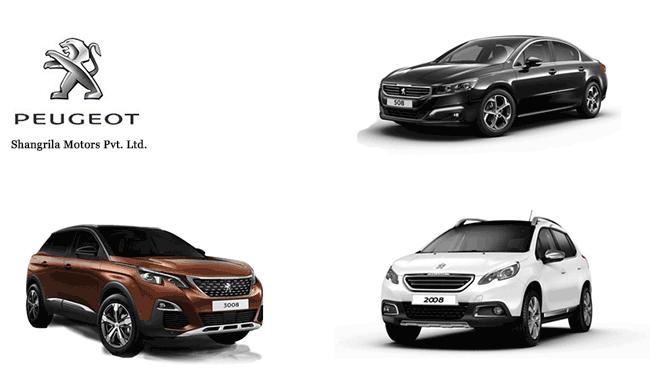 Peugeot Nepal | Peugeot Car Price in Nepal | Shangrila Motors Pvt. Ltd.