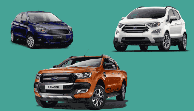 Ford Car Price in Nepal