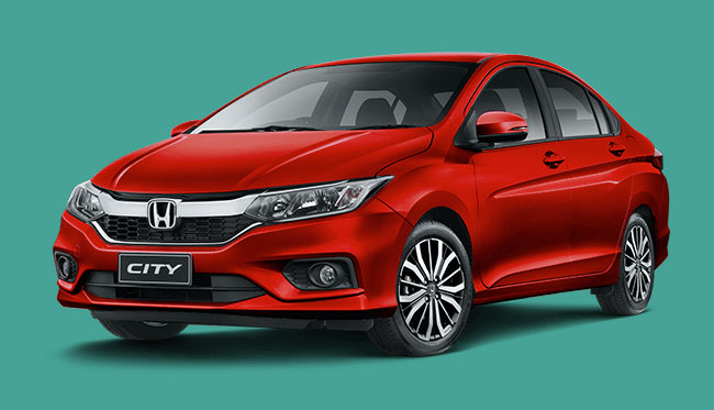 Honda City Price in Nepal