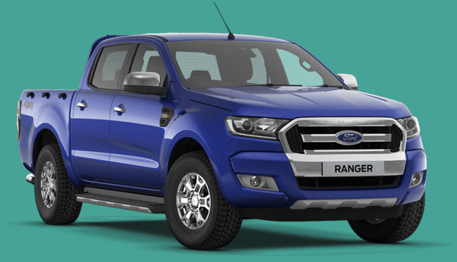 Ford Ranger Price in Nepal
