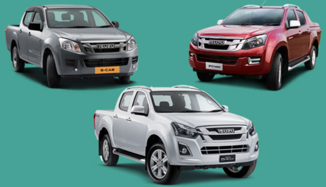 Isuzu pickup car price in Nepal