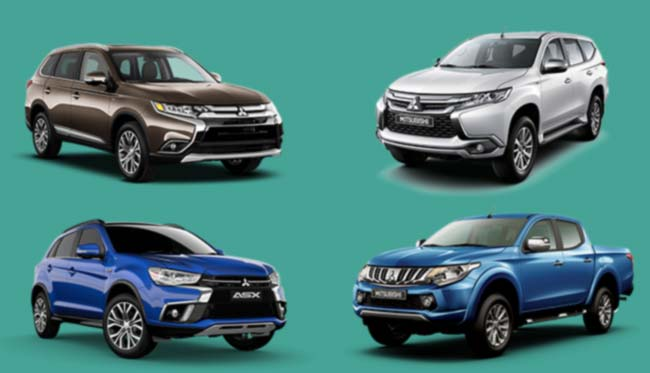 Mitsubishi cars in Nepal 2018