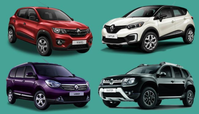 Renault Car Price in Nepal