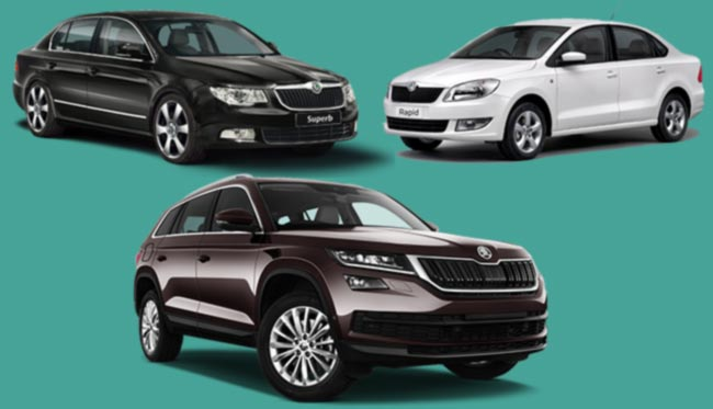 Skoda Car Price in Nepal