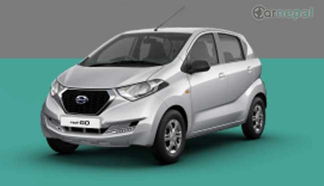 Datsun Redi Go price in Nepal