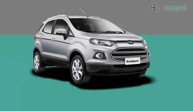 Ford EcoSport price in Nepal