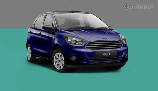 Ford Figo price in Nepal