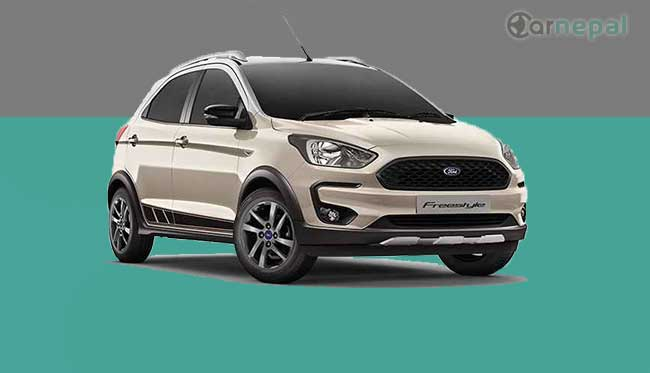 Ford Freestyle price in Nepal