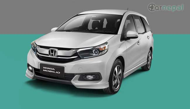 Honda Mobilio price in Nepal