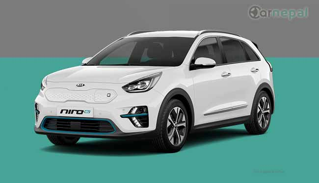 Kia Niro price in Nepal
