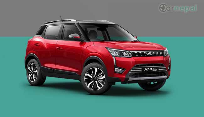 Mahindra XUV300 price in Nepal