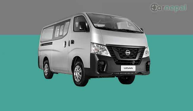 Nissan Urvan price in Nepal