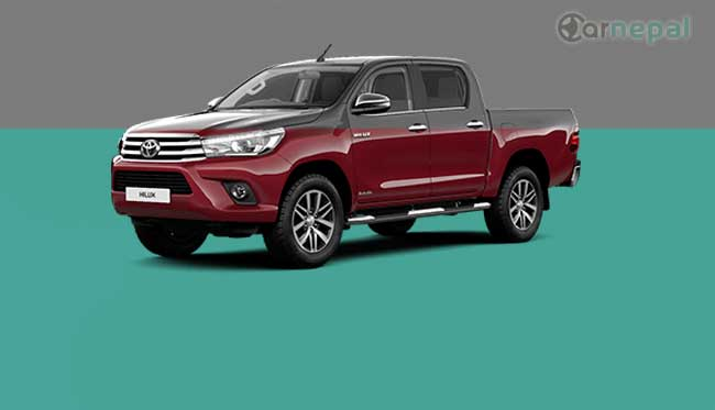 Toyota Hilux Price In Nepal Historical Toyota Hilux Nepal Price List
