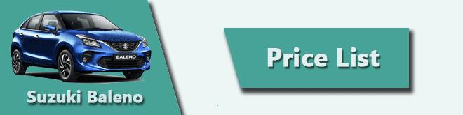 Maruti Suzuki Baleno price in Nepal 2021