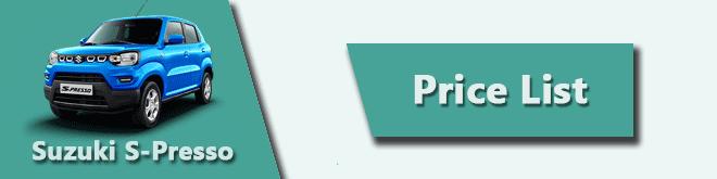 Maruti Suzuki S-Presso price in Nepal 2020