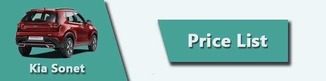 Kia Sonet price in Nepal 2021